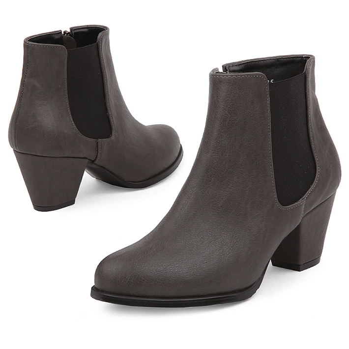 SPUR[스퍼][당일출고]FF9093 Classy chelsea boots 그레이
